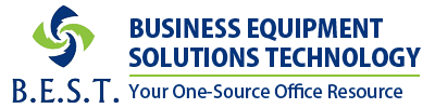 Logo, B.E.S.T  BUSINESS EQUIPMENT SOLUTIONS TECHNOLOGY - Business Equipment